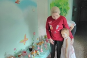 Единая благотворительная ярмарка дошкольных талантов
